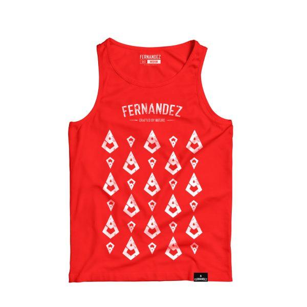1 DIAMOND TANK RED